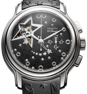 03.1231.4021/21.R527 Zenith Star Ladies