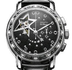 16.1231.4021/21.C626 Zenith Star Ladies
