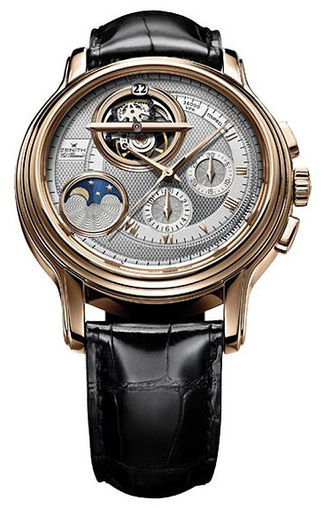 TOURBILLON DN Zenith Chronomaster Old model