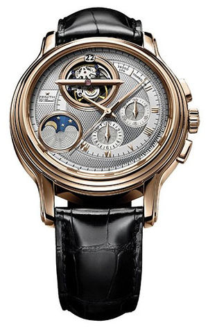 Zenith Chronomaster Old model TOURBILLON DN