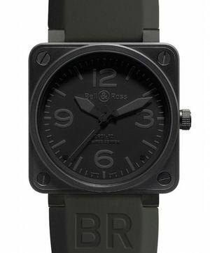 BR 01-92 Phantom Bell & Ross BR 01-92