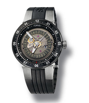 01 733 7613 4114-07 4 24 44 Oris Motor Sport Collection