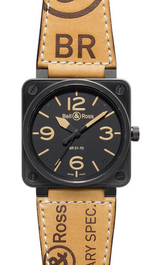 Bell & Ross BR 01-92 BR 01-92 heritage
