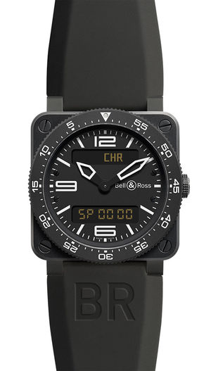 Bell & Ross BR 03 Type Aviation BR 03 Carbon