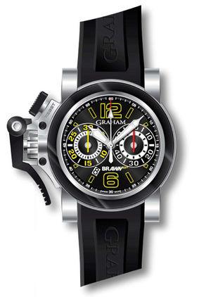 Graham Rare Watches 2BROV.B32A.K10N