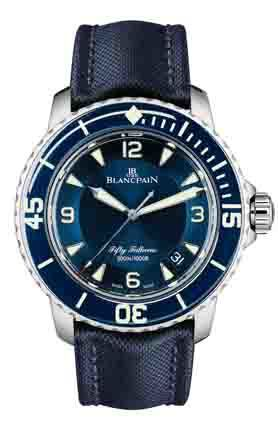 Blancpain Fifty Fathoms 5015-1540-52