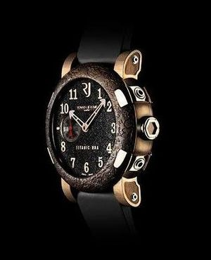 RJ Romain Jerome Collectible Watches