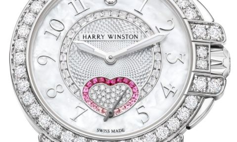 День Святого Валентина вместе с Harry Winston Ocean Valentines Day Automatic 36mm