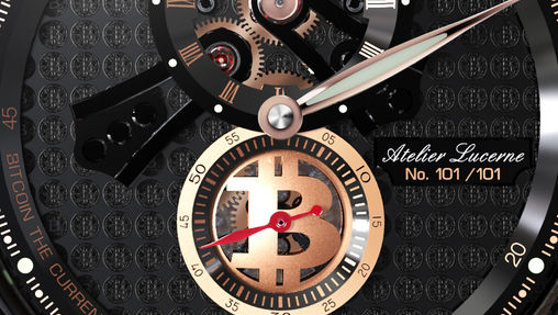 Chronoswiss Flying Regulator Open Gear Blockchain