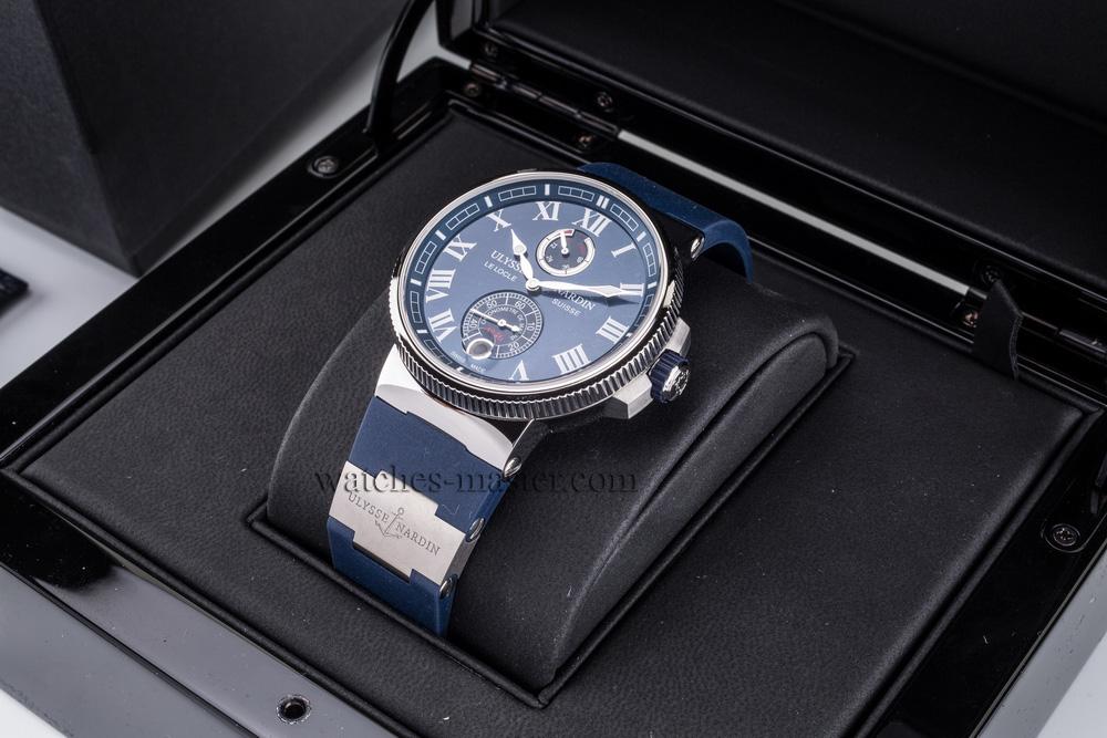 59e47d4bd9e5 1183-126-3 43 Ulysse Nardin Marine Chronometer цена за оригинал