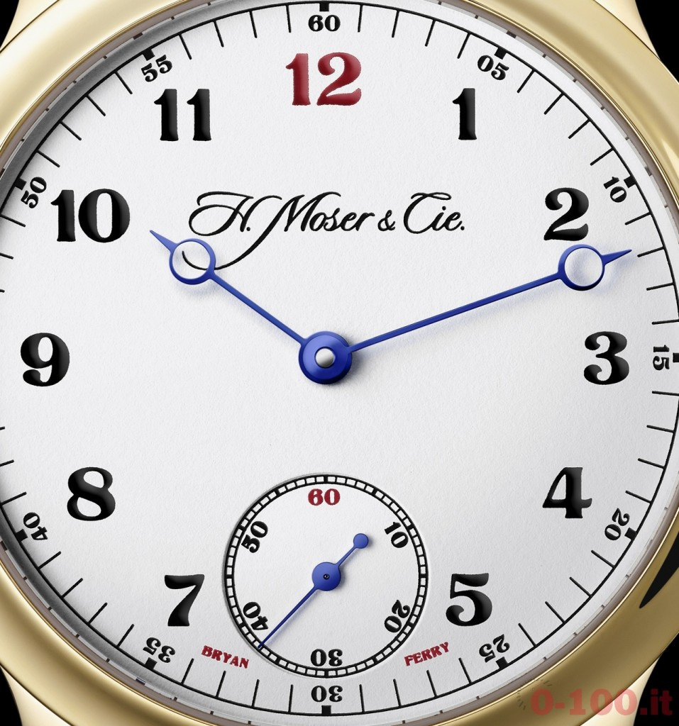 ... 1321-0116 H.Moser & Cie часы Endeavour Small Seconds ...