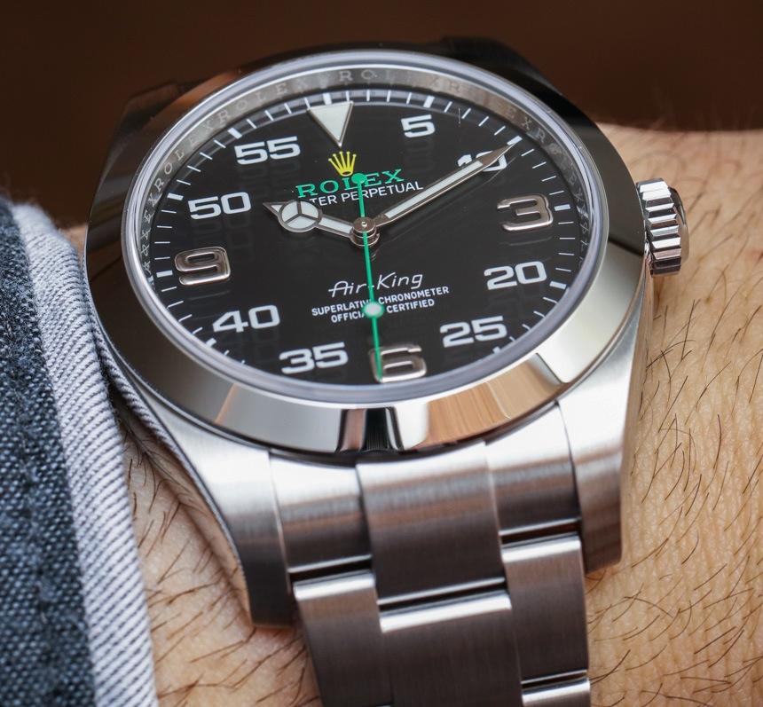 Часы ролекс air king приобрести оригинал цена